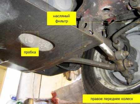 Замена масла в двигателе Ваз 2109 (Часть 2)
