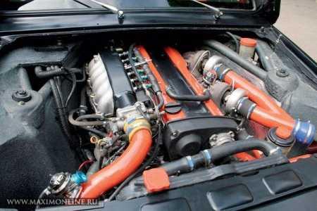 Форсируем двигатель Ваз 2107, полная программа