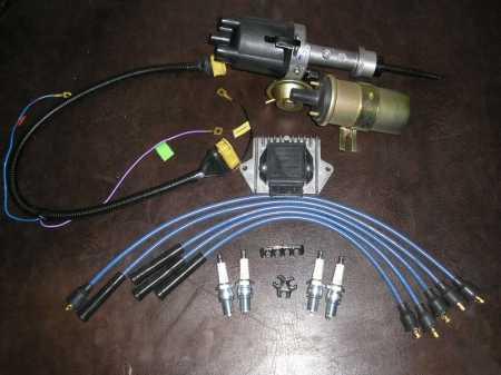 Бесконтактная система зажигания на классику Ваз 2106, Ваз 2107