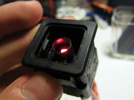 Подсветка кнопок панели Ваз 2110