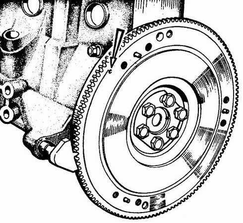 статья про примечание по разборке двигателя ваз 2110