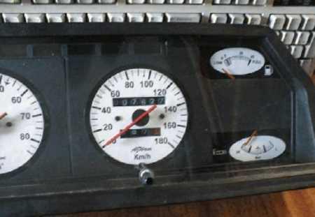 Тюнинг приборной панели в Ваз 2109
