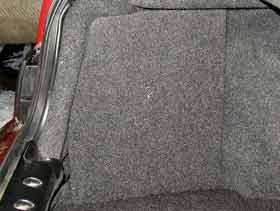 статья про Установка усилителя в багажник