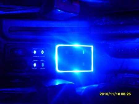 Подсветка кнопок ВАЗ 2110 - 2112 своими руками
