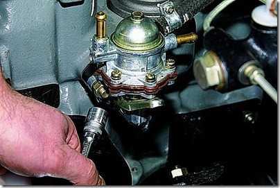 топливный насос ВАЗ 21213, 21214 (Нива)