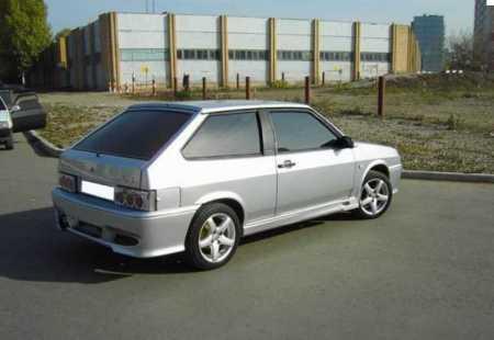 Автомобили семейства ВАЗ-2108. Фото