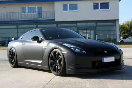 Тюнинг Nissan GT-R от AVUS Performance