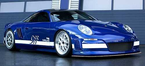 статья про Porsche подготовил конкурента для Veyron [фото]
