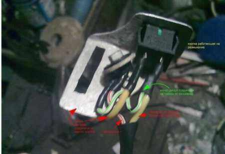 Защита бензобака Ваз 2112 сигнализацией
