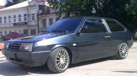 Авто с тюнингом в москве