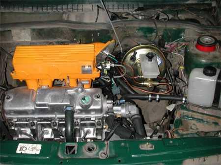 Тюнинг двигателя ВАЗ 2108 моя теория