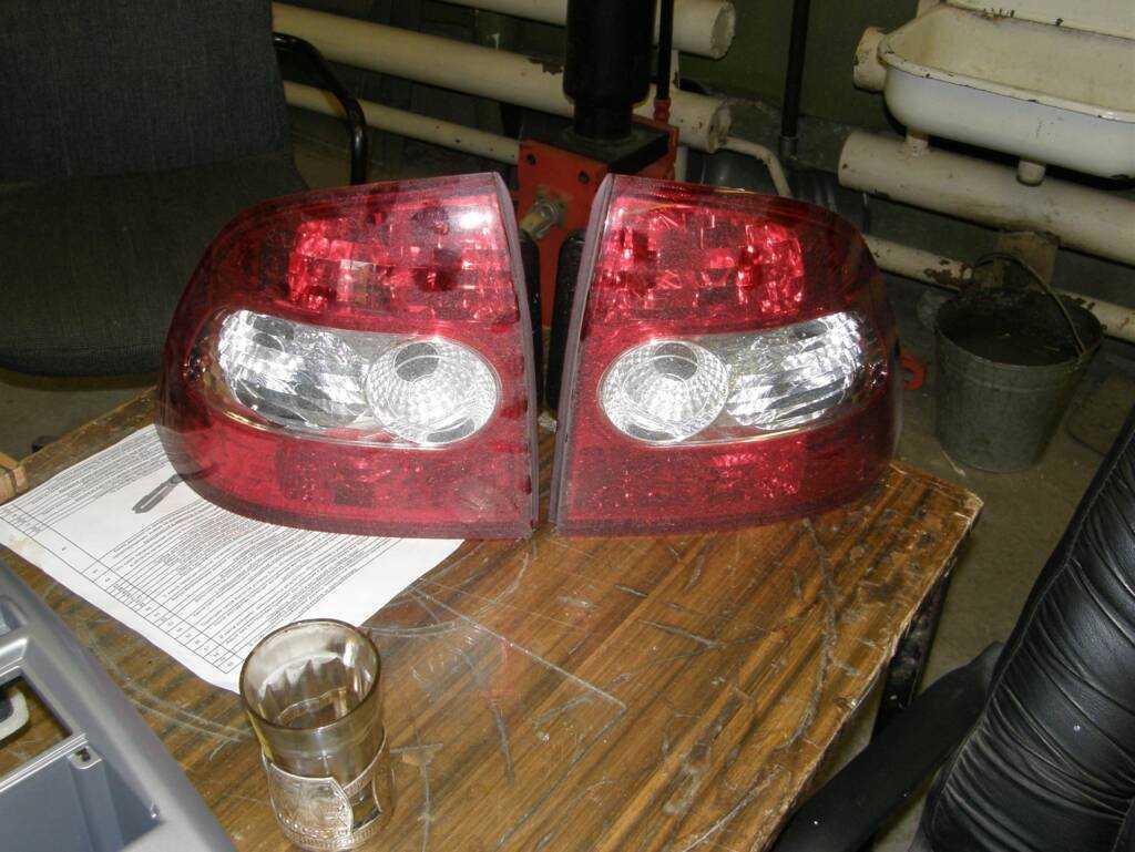 Тонировка задних фонарей своими руками: пошаговая инструкция 22