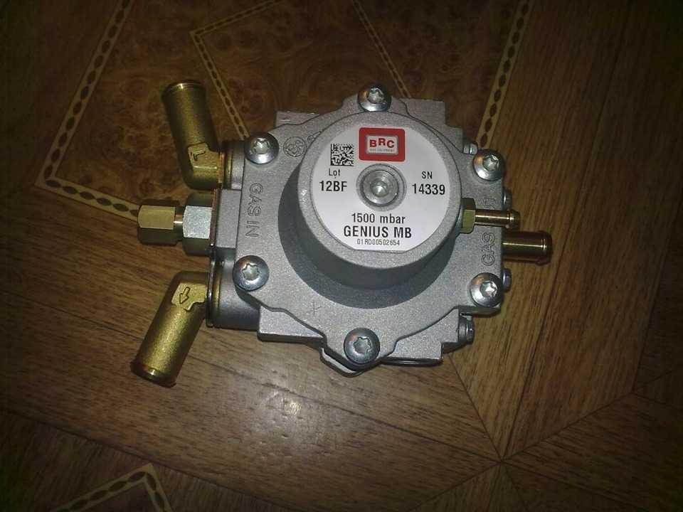 газовый редуктор на Волгу Газ 3110