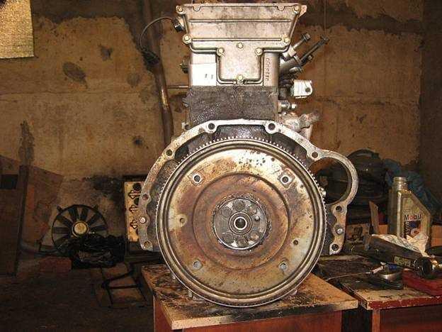 установка акпп (коробки передач) на газ 3110 волгу