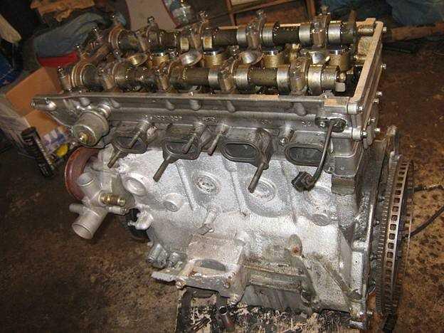 двигатель и гбц волги газ 3110