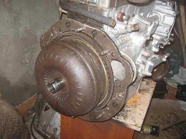 сцепление под акпп волги газ 3110