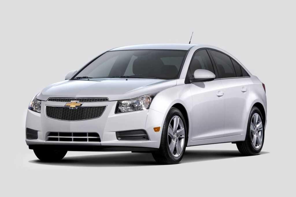 Chevrolet Cruze TD 2014 2