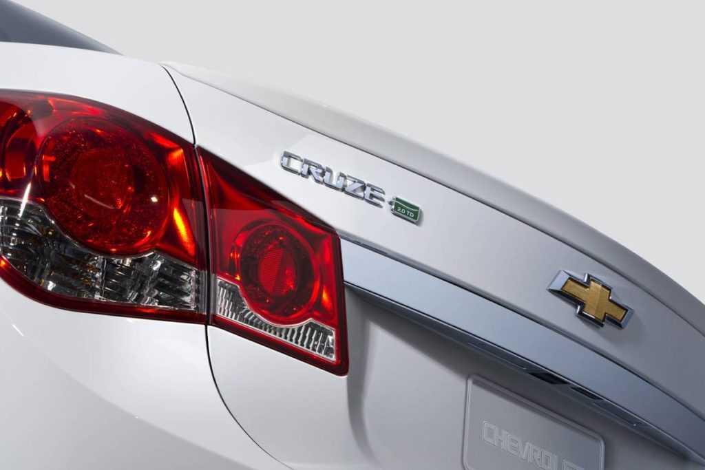 Chevrolet Cruze TD 2014 3