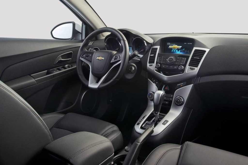 Chevrolet Cruze TD 2014 4