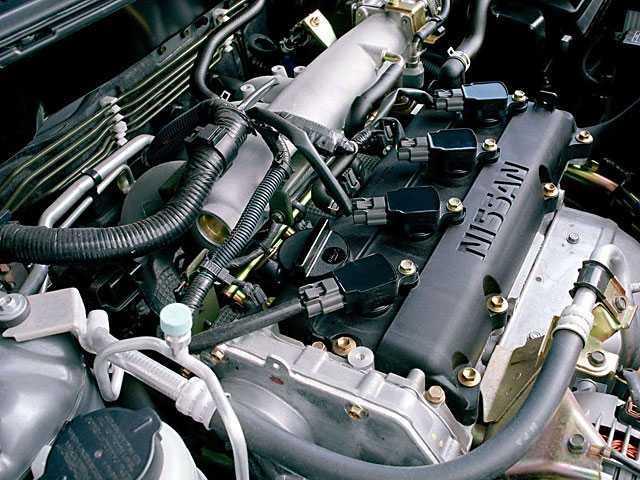 двигатель Ниссан Х Трейл: