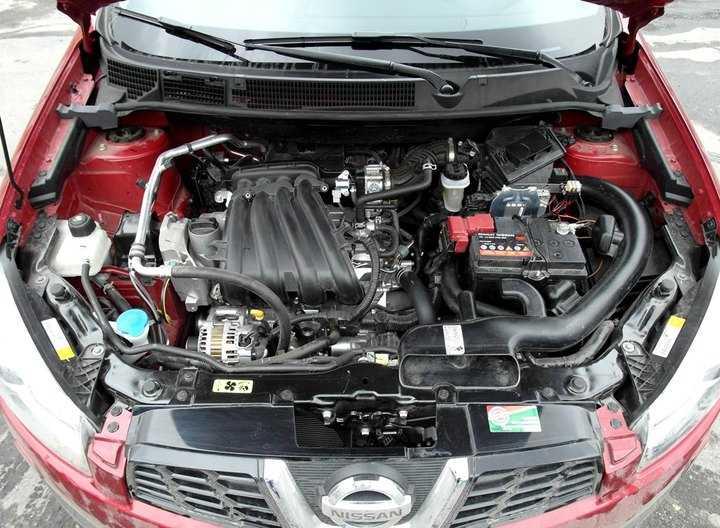 dvigatel Nissan Qashqai
