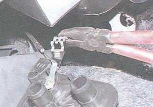 статья про снятие и установка отопителя салона автомобили ваз 2108, ваз 2109, ваз 21099