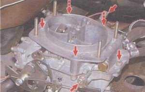 статья про рывок в момент начала движения автомобиля ваз 2108, ваз 2109, ваз 21099