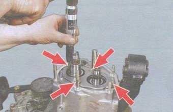 2e378b05acab4b0448019e8da9b4375f570f885e1cc8e - Ремонт кпп на ваз 2109- устройство и ремонт, снятие и установка