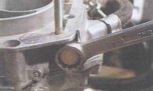 статья про проверка системы питания карбюраторного двигателя на автомобиле ваз 2108, ваз 2109, ваз 21099