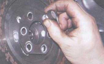статья про снятие, установка и дефектовка маховика на автомобилях ваз 2108, ваз 2109, ваз 21099