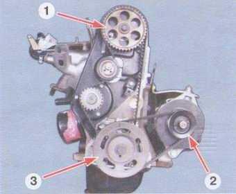 статья про регулировка зазоров клапанов на двигателях автомобилей ваз 2108, ваз 2109, ваз 21099