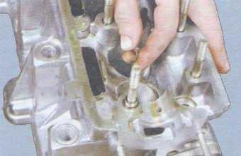 статья про ремонт головки блока цилиндров автомобилей ваз 2108, ваз 2109, ваз 21099