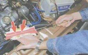 статья про проверка системы смазки на автомобиле ваз 2108, ваз 2109, ваз 21099