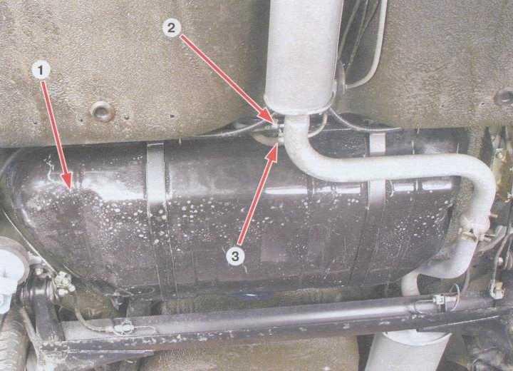 статья про снятие, установка и дефектовка бензобака на автомобилях ваз 2108, ваз 2109, ваз 21099