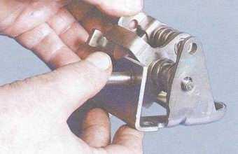 статья про ремонт механизма переключения передач на автомобилях ваз 2108, ваз 2109, ваз 21099