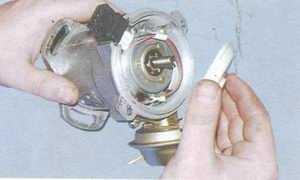 статья про ремонт распределителя зажигания (трамблера) на автомобиле ваз 2108, ваз 2109, ваз 21099