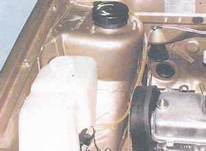статья про снятие и установка переднего крыла автомобиль ваз 2108, ваз 2109, ваз 21099