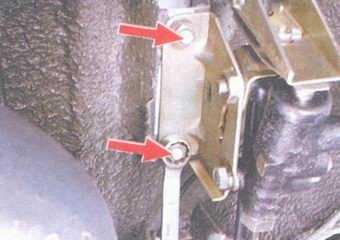 статья про замена регулятора давления тормозов на автомобилях ваз 2108, ваз 2109, ваз 21099