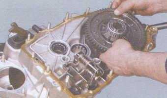 99db4c59f050a132a27a5c8482a4c7c9570f885f6ab41 - Ремонт кпп на ваз 2109- устройство и ремонт, снятие и установка