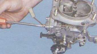 статья про регулировка пускового устройства карбюратора на автомобилях ваз 2108, ваз 2109, ваз 21099