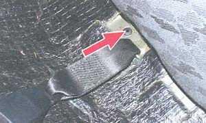 a71931630d8c2930d6ddebbd15e89922570f899859bc2 - Установка задних ремней безопасности на ваз 21099