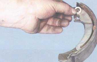 статья про замена задних тормозных колодок на автомобиле ваз 2108, ваз 2109, ваз 21099