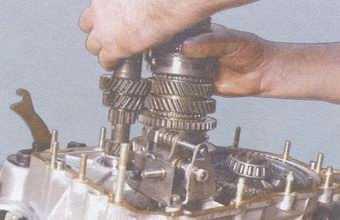 ae661f3bf2d93a4e6e48e9cdd255d152570f885f538fd - Ремонт кпп на ваз 2109- устройство и ремонт, снятие и установка