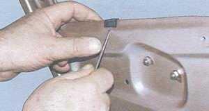 статья про замена стекла и стеклоподъемника задней двери автомобиля ваз 21099