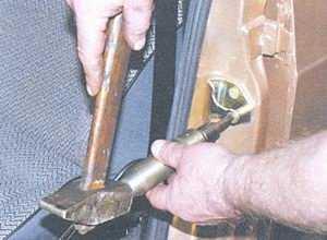 ремонт замка двери ваз 21099