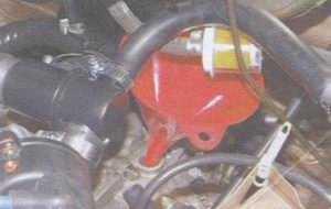 статья про проверка уровня и доливка масла в коробку передач на автомобиле ваз 2108, ваз 2109, ваз 21099