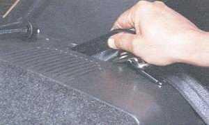 c85839bef5f0739392843139e5c476bd570f899853c2e - Установка задних ремней безопасности на ваз 21099