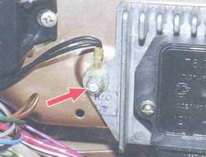 статья про проверка и замена коммутатора на автомобиле ваз 2108, ваз 2109, ваз 21099