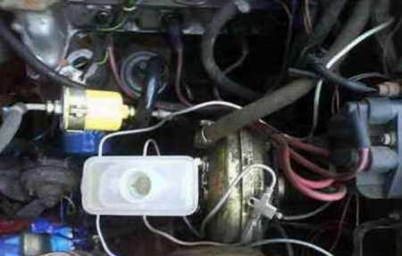 Доработка усилителя и тормозного цилиндра Нивы ваз 2121 ваз 21213 21214