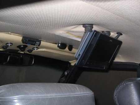 Потолок автомобиля ВАЗ-2106